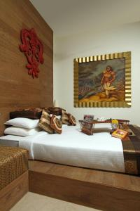 A room at Le Sutra Hotel
