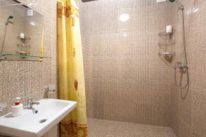 Ванная комната в Бутик Отель Антре