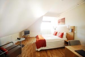 A room at City Living Schøller Hotel