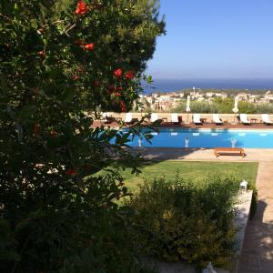 The swimming pool at or near Xenon Estate