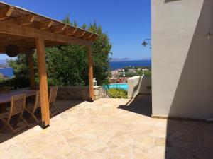 A porch or other outdoor area at Xenon Estate