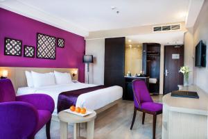 A room at Grand Edge Hotel Semarang
