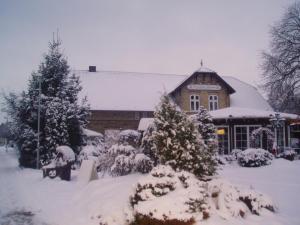 Das Romantische Landhaus om vinteren