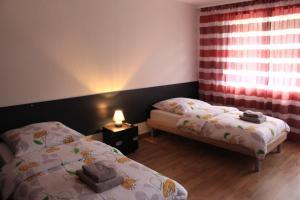 A room at Studios near Basel Airport