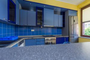 Kuchnia lub aneks kuchenny w obiekcie Apartament Stare Miasto 2