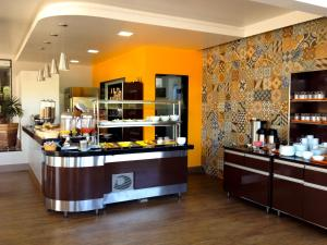 Ресторан / где поесть в Hotel Planalto 2