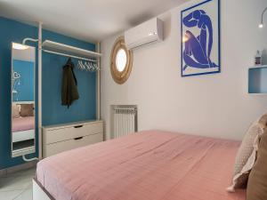 A room at Villa Omero