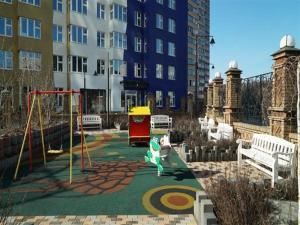 Район апартаментов/квартиры или близлежащий район