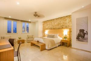 A room at Movich Hotel Cartagena de Indias