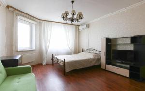 Кровать или кровати в номере DearHome Maykla Lunnа