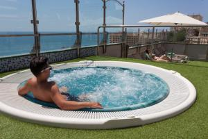 Spa and/or other wellness facilities at Fénix Torremolinos - Adults Only Recommended