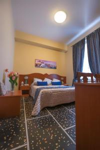 A room at Hotel Bristol