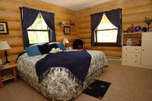 A room at The Garrison Inn