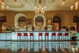 O lounge ou bar de Grand Hotel Europe, A Belmond Hotel, St Petersburg