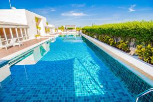 The swimming pool at or near Hyde Park Residence by Pattaya Sunny rentals