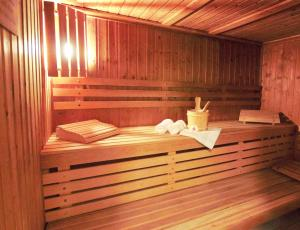 Spa and/or other wellness facilities at Hotel Ostseeland