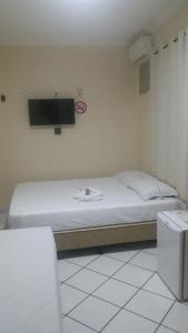 A room at Pousada Diamante