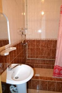 Ванная комната в mini-hotel na Melentjeva