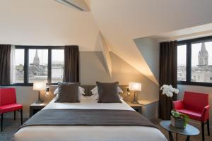 A room at Best Western Plus Le Moderne