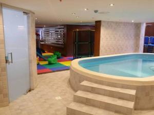 Spa e/ou outras comodidades de bem-estar em Nights Jeddah Hotel