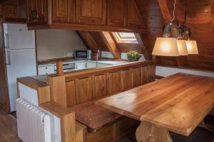 Una cocina o zona de cocina en Eth Humarau de Ço de Bernat