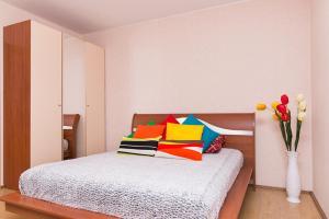 Номер в Apartment on Hohryakova 74, 1 room flat