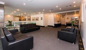 The lounge or bar area at Transamerica Executive Perdizes