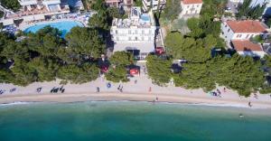 A bird's-eye view of Luxury Rooms Villa Jadranka