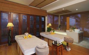 Spa o instalaciones de bienestar en The Cliff Resort & Residences