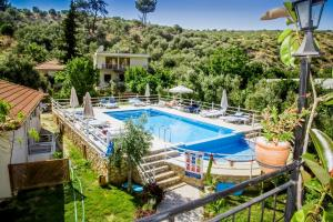 A view of the pool at Flower Hotel Patara or nearby