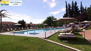 Πισίνα στο ή κοντά στο Hotel Idea