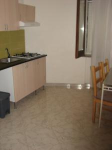 Cucina o angolo cottura di Elios Residence Hotel