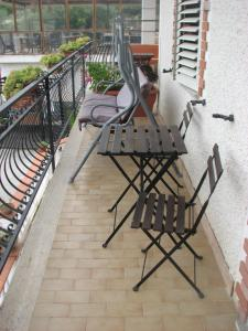 Patio o area all'aperto di Elios Residence Hotel