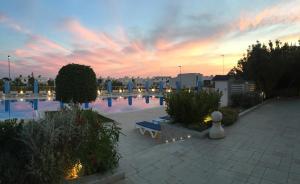 The swimming pool at or near Club Azzurro Hotel & Resort