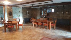 Un restaurante o sitio para comer en Casa da Paioca