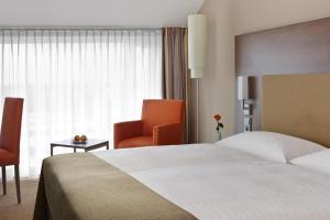 A room at InterCityHotel Darmstadt