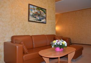 Гостиная зона в Отель Итиль