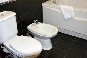 Ванная комната в Отель Итиль