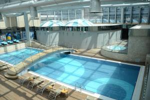 المسبح في Pullman Istanbul Hotel & Convention Center أو بالجوار