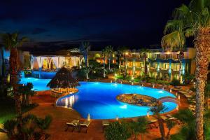 The swimming pool at or near Ilio Mare Hotel