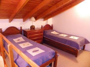 Una habitación de Departamento Cerro Catedral