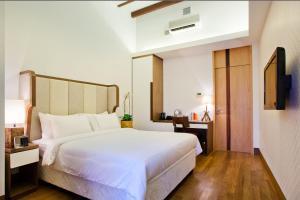 Ein Zimmer in der Unterkunft The Sultan (SG Clean)