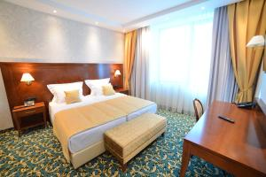 A room at Hotel Mellain