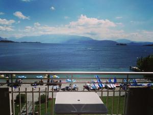 Balcone o terrazza di Hotel La Romantica