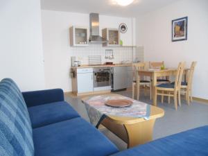Küche/Küchenzeile in der Unterkunft Ferienanlage Harzfreunde
