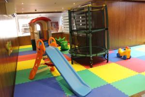 Clube infantil em Nights Jeddah Hotel