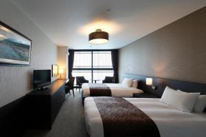 京都塔酒店房間
