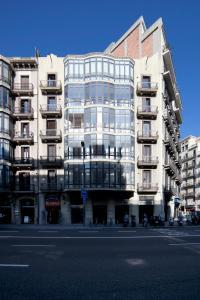 הבניין של הדירה