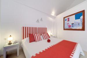 A room at Dream Island Hotel