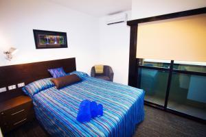 A room at The Landing Port Hedland